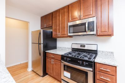 BRAND NEW rehabbed 2br in Albany Park-Heat Included-Cats OK