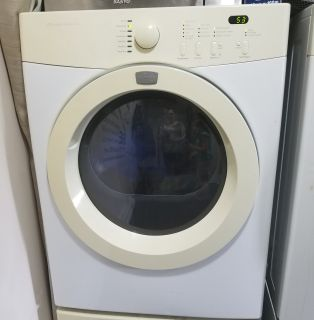 Frigidaire Affinity Washer Dryer set - pedestals not included
