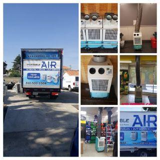 Portable AC Rentals Southern California