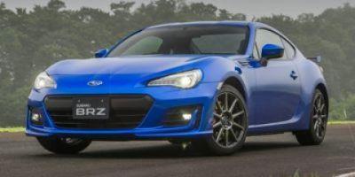 2019 Subaru BRZ Limited (COOL GRAY)