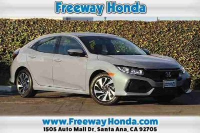 New 2019 Honda Civic Hatchback CVT