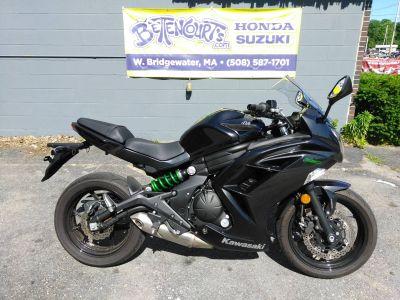 2016 Kawasaki Ninja 650 ABS Sport Motorcycles West Bridgewater, MA