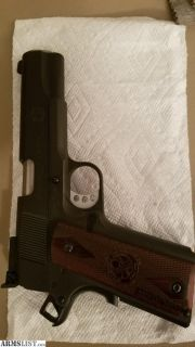 For Sale: 1911 springfield 9m range officer