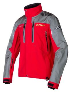 Purchase KLIM Valdez Parka - Red motorcycle in Sauk Centre, Minnesota, United States, for US $499.99