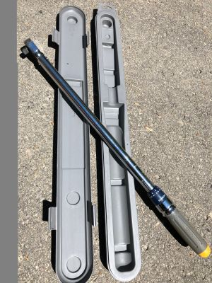 """1/2"""" Torque Wrench"""