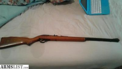 For Sale: Marlen with scope