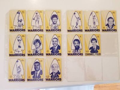 Rare Vintage 1982-83 MARQUETTE WARRIORS Team Basketball Cards L@@K!