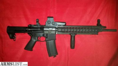 For Sale: Ruger Troy PDW piston AR15