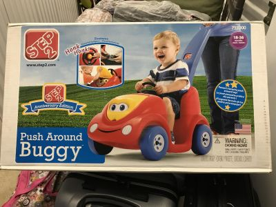 STEP 2 / Push Around Buggy/ FIRM/ POMS