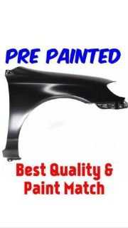 Buy 2003-2008 Toyota Corolla LE CE PRE PAINTED TO MATCH Passenger Right Front Fender motorcycle in Holland, Michigan, United States, for US $215.00