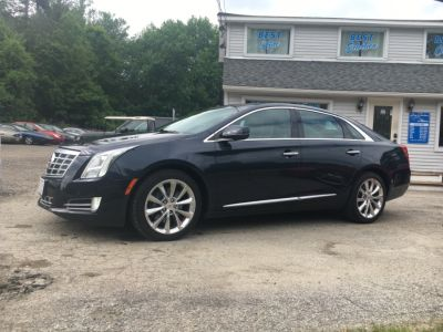 2013 Cadillac XTS Premium Collection (Blue)