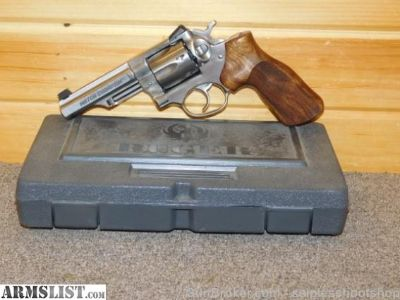 For Sale: Ruger Match Champion GP100 357 Magnum