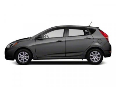 2012 Hyundai Accent GS (Cyclone Gray)