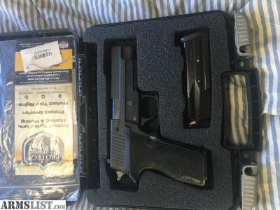 For Sale: Sig P227 45 auto
