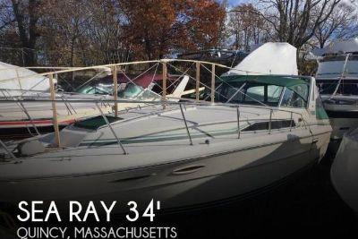 1987 Sea Ray 340 Express Cruiser