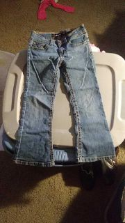 Flare jeans size 6