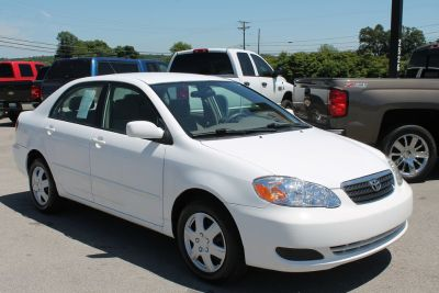 2005 Toyota Corolla LE.** LOCAL TRADE** TR10403