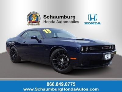 2015 Dodge Challenger R/T (Blue Pearl)