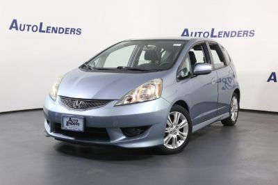 2011 Honda Fit Sport (Blue)