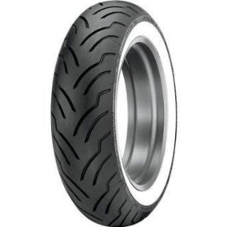 Find DUNLOP AMERICAN ELITE FRONT TIRE 130-9016 130/90B16 MT90-16 WIDE WHITE WALL motorcycle in Gambrills, Maryland, US, for US $174.92
