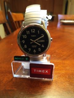 NIB Easy Read Timex watch