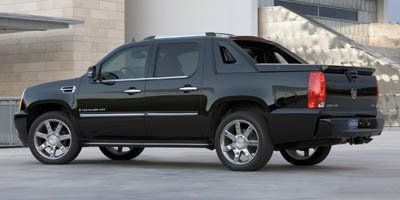 2007 Cadillac Escalade EXT Base (White Diamond)