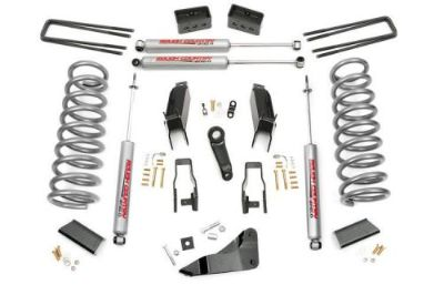 "Find Rough Country 349.23 2011-2012 Ram 2500 5"" Suspension Lift Kit 5.7L Gas Engine motorcycle in Benton, Kentucky, United States, for US $699.95"