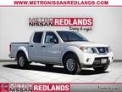 Used 2019 Nissan Frontier Glacier White, 14.9K miles