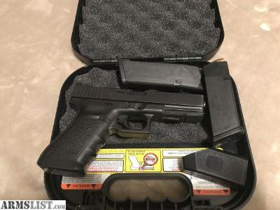 For Sale: Glock 21 gen 3 45acp