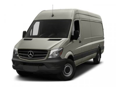 2018 Mercedes-Benz Sprinter 2500 170 WB (Arctic White)