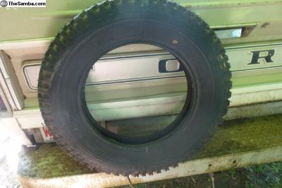 5.60 x 15 Bias Ply Tires NOS, Snow Tires!
