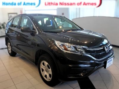2015 Honda CR-V LX (BROWN)