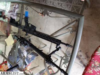 For Sale/Trade: AR-15 With Extras