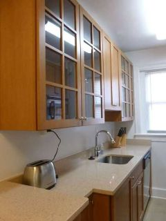 Sunny 1BR apartment in Chevy Chase DC