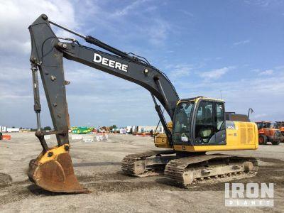 2013 John Deere 210G LC Track Excavator