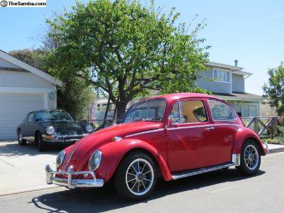 1966 Volkswagen Beetle Sunroof