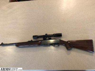 For Sale: Remington Woodsmaster 742 Carbine 30-06