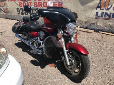 2007 Yamaha Roadstar 1700