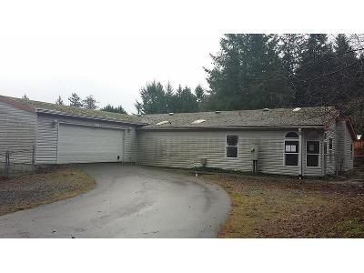 4 Bed 2 Bath Foreclosure Property in Bremerton, WA 98312 - Kitsap Lake Rd NW