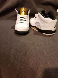Size 8 Toddler Jordan's just in time for christmas