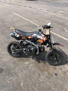 2018 Taotao USA 10 110cc Motor Bikes Forest View, IL