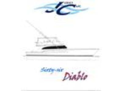 2020 Jersey Cape 66' Diablo Jersey Cape Custom