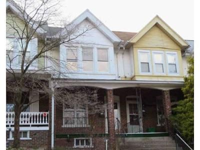 3 Bed 1 Bath Foreclosure Property in Allentown, PA 18102 - S 13th St
