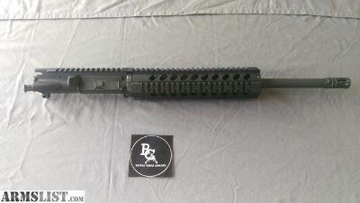 "For Sale: AR15 .300 BLKOUT 16"" UPPER W/ 10"" QUAD RAIL (GTQ26)"