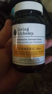 Living alchemy turmeric alive for sale