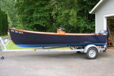 2011 Jericho Bay Lobster Skiff