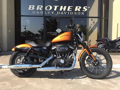 2014 Harley-Davidson Sportster Iron 883 Sport Motorcycles Branford, CT