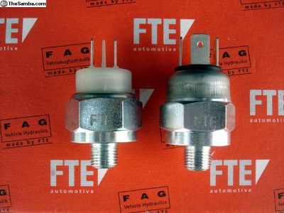 FTE / FAG Brake Light Switch 2 or 3 Prong
