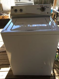 (3) HE Kenmore Washer (s)