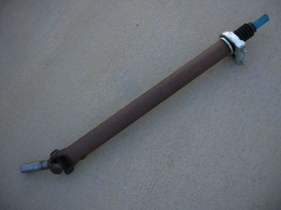 Buy 2001 DODGE RAM 5.9 CUMMINS DIESEL 2WD AUTOMATIC DRIVE SHAFT - 52 3/4 INCHES motorcycle in Paris, Arkansas, United States, for US $100.00